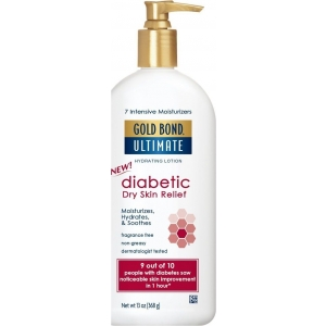 Gold Bold Ultimate Diabetics Dry Skin Relief Lotion Diabetes